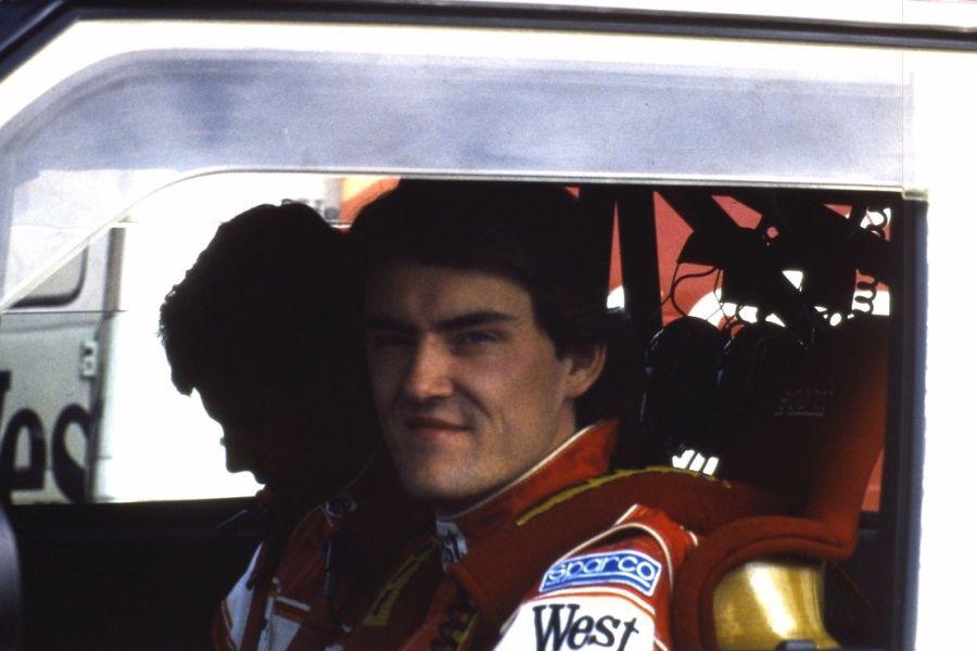 Harri Toivonen in 1985