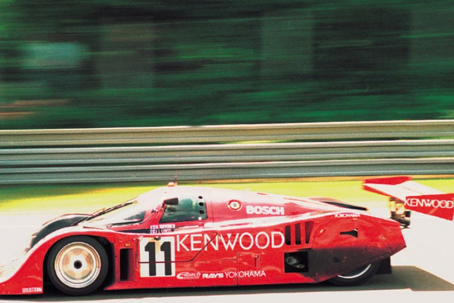 Toivonen debuted at Le Mans in 1991