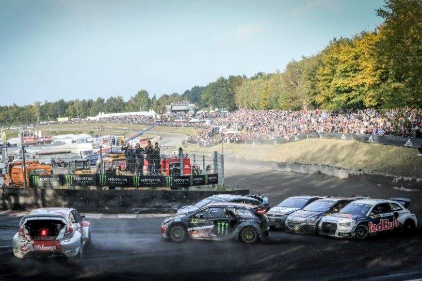 2016 World RX, the best move of the season - Kevin Eriksson at Estering