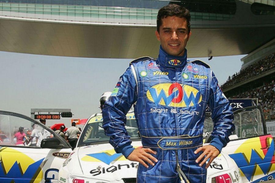 Max Wilson in 2005