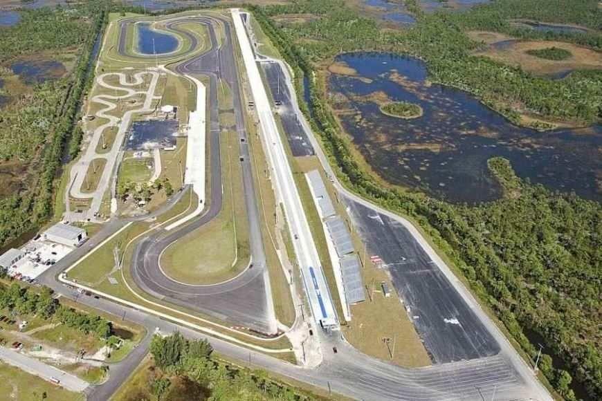 Palm Beach International Raceway, Florida