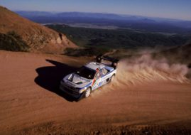 Ari Vatanen, Peugeot 405 T16, Pikes Peak, 1988, 1989