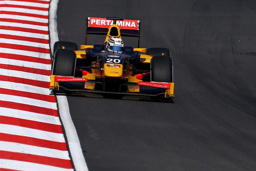 Prema Powerteam, F1 GP, Malaysia