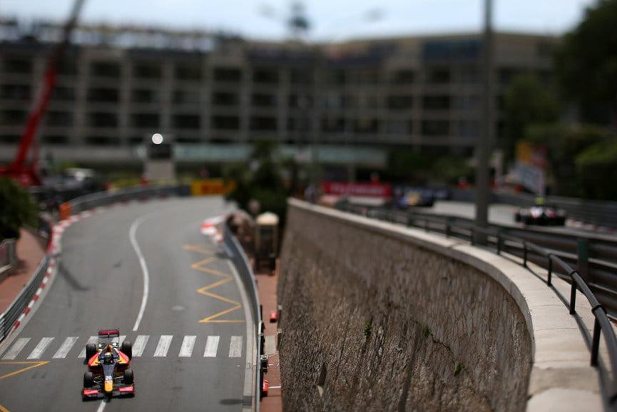 Prema Powerteam, F1 GP, Monaco