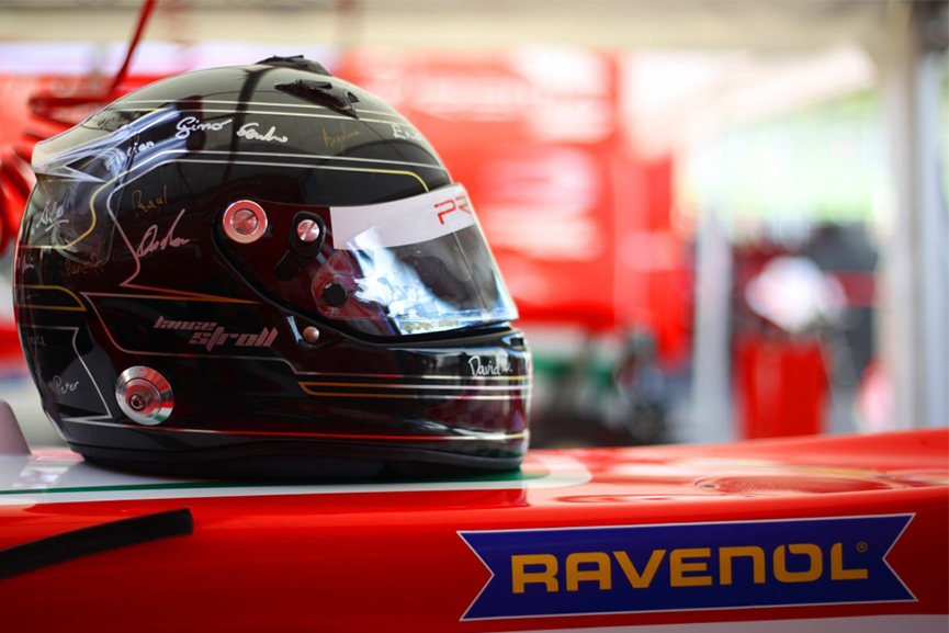 Prema Powerteam, F3, Hockenheim, 2017, Ravenol