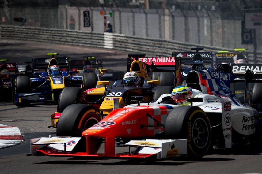Prema Powerteam GP2 Series, Monaco, 2016