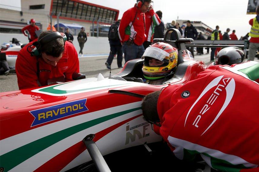 Prema Powerteam, FIA F3