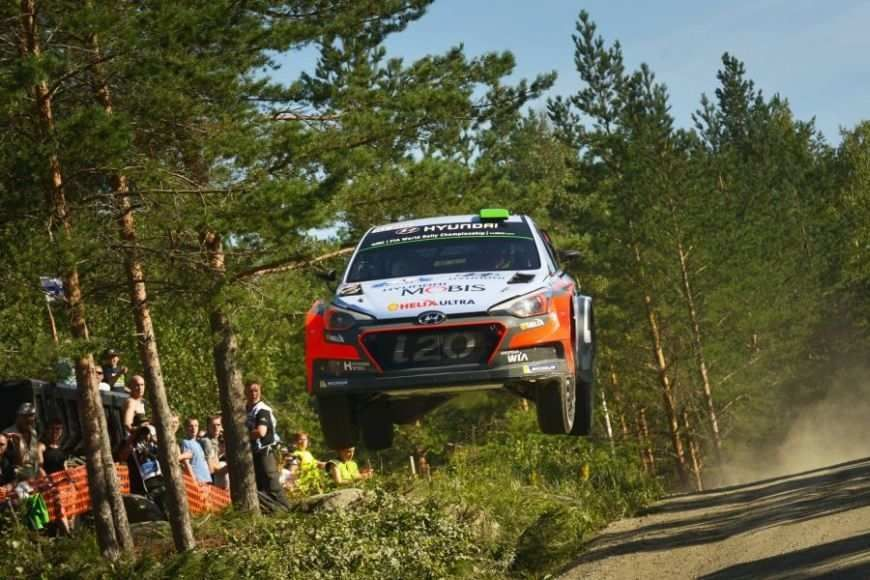Rally Finland, FIA World Rally Championship, motorsport rallye news
