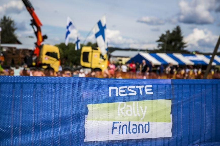 Rally Finland, FIA WRC event since 1973, rallye news