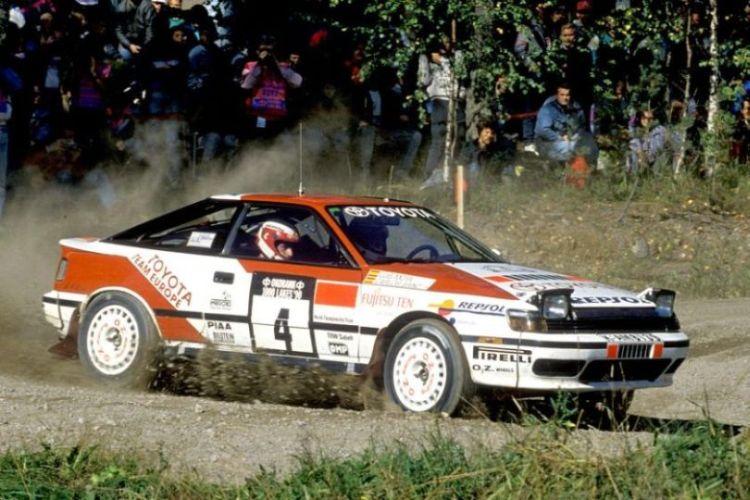 1990 Finland, Carlos Sainz