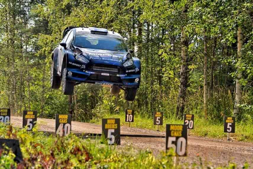 2014 Rally Finland