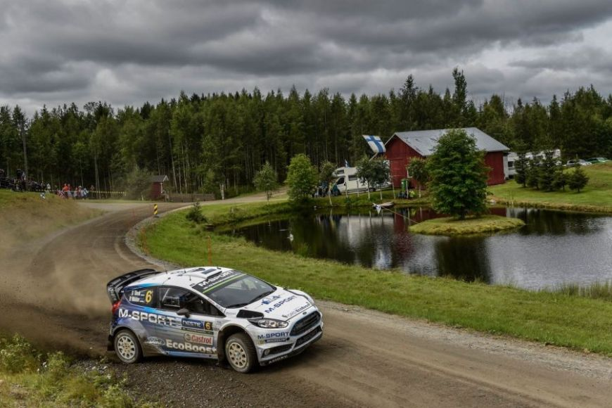 Rally Finland, 1000 Lakes Rally, Tanak, M-Sport World Rally Team