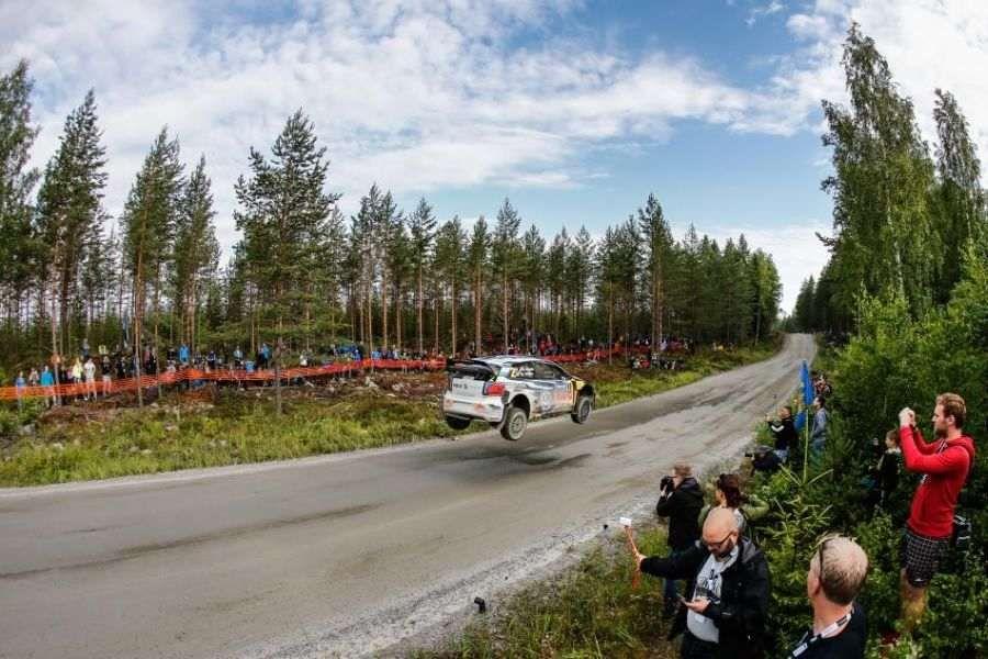 2015 Rally Finland, Latvala