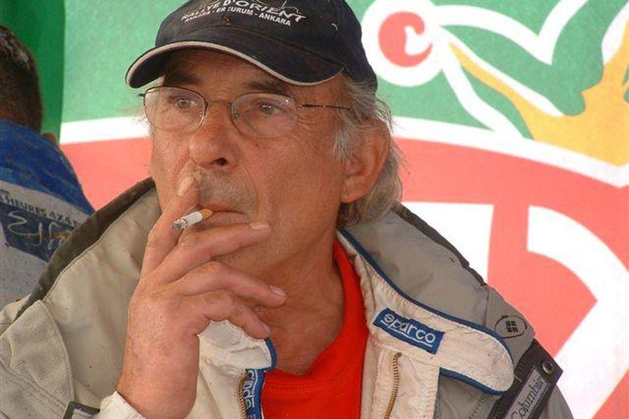 French racing legend Rene Metge