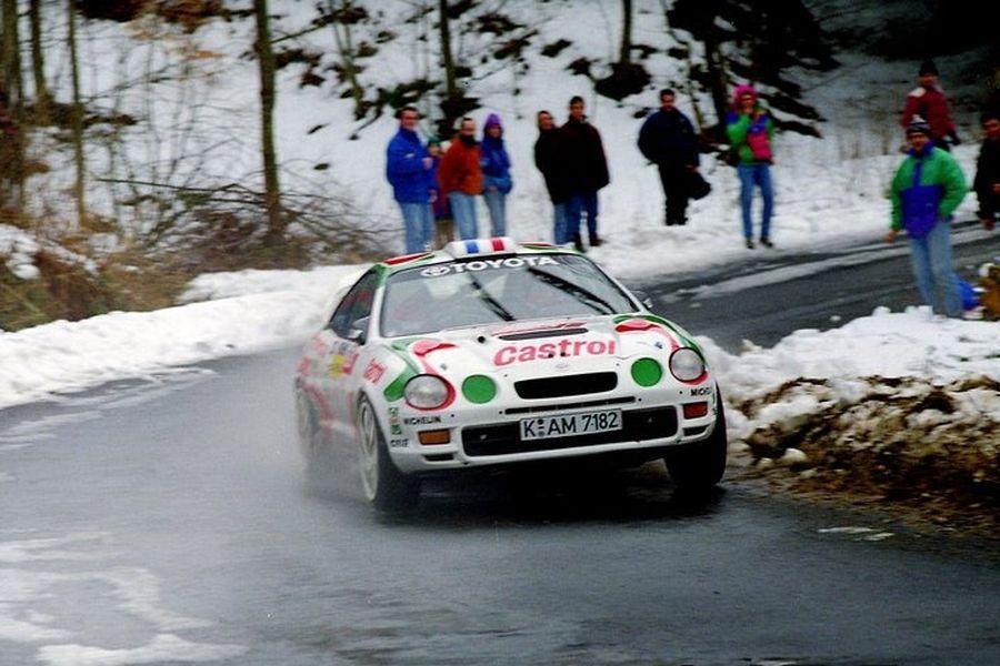 1995 Monte-Carlo, Toyota Celica GT-Four ST205