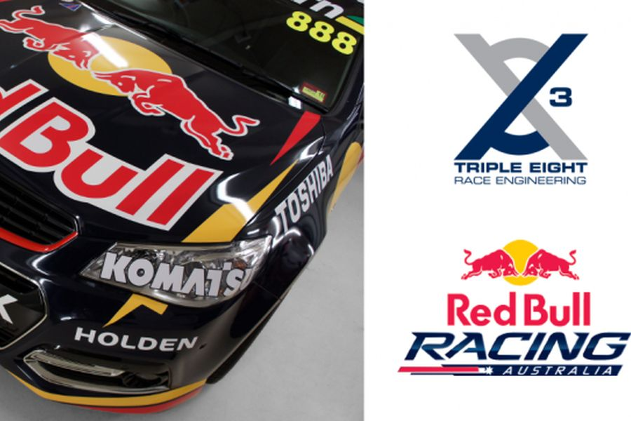 Red Bull Racing Australia, Triple Eight Race Engineering