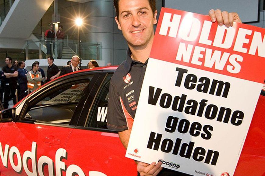 Triple Eight, 2010, Holden