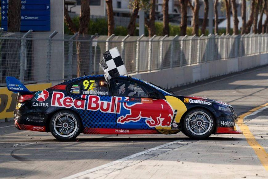 Red Bull Racing Australia, Shane Van Gisbergen, 2016