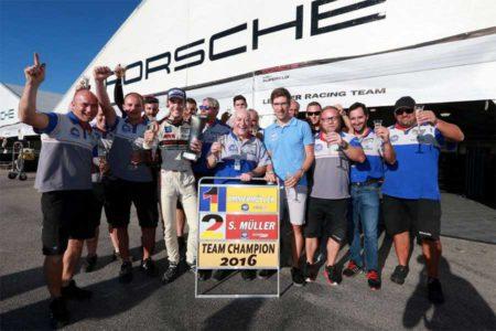 Lechner Racing team