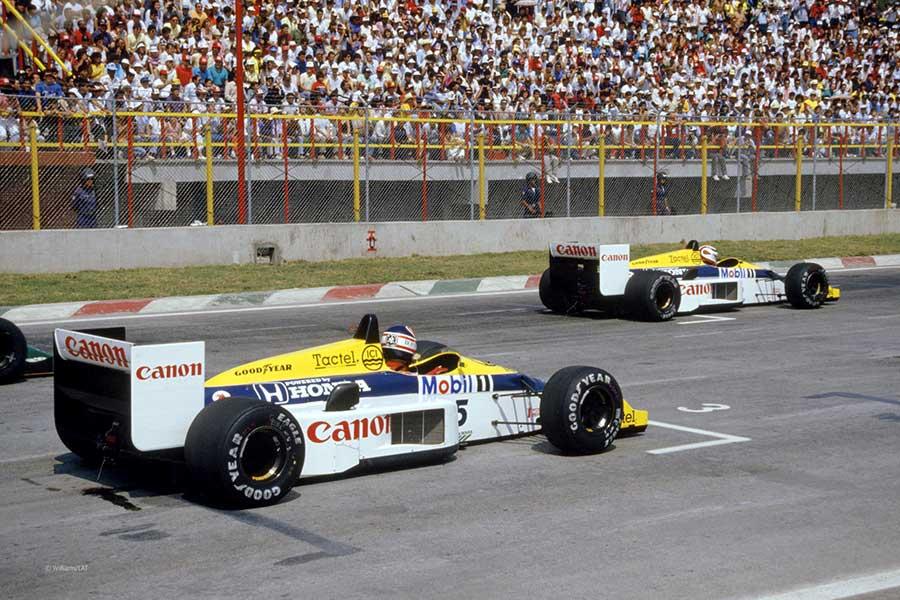 Williams FW11 Honda 1987 cars mclaren racing lotus engine racing fw11b 1986