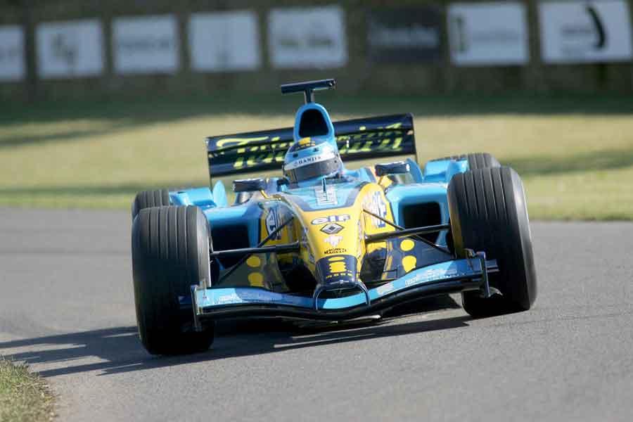 Renault R25 2005 formula