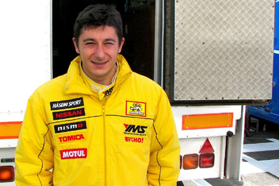 Sebastien Philippe was driving for Hasemi Motorsport in 2007