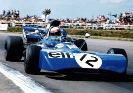 Tyrrell 003 Jackie Stewart