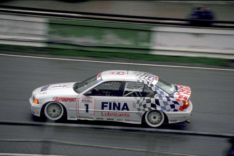 Motorsport BMW BTCC DTM Germany team racing touring