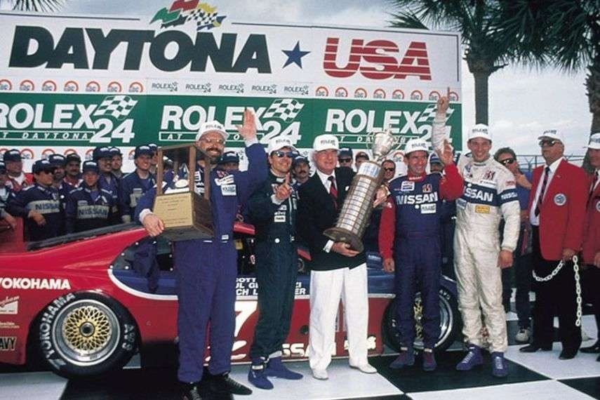 1994 Rolex 24 at Daytona: first victory for Scott Pruett