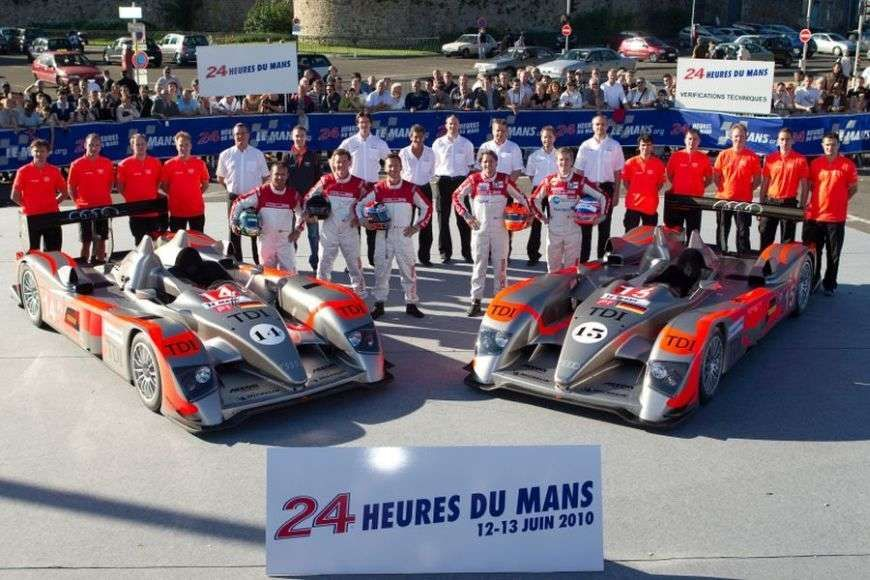 Kolles entries at 2010 24 hours of Le Mans