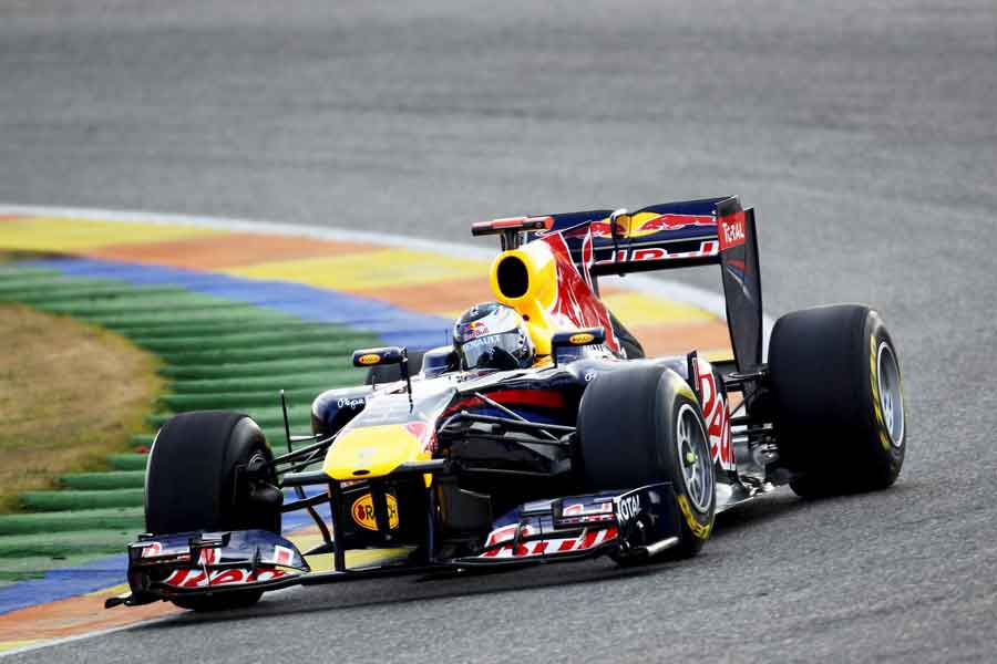 Red Bull RB7 Renault was dominant from the start of the 2011 Formula 1 season