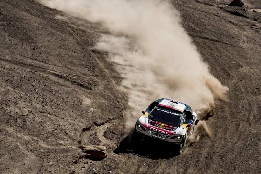 Cyril Despres Dakar Rally 2017