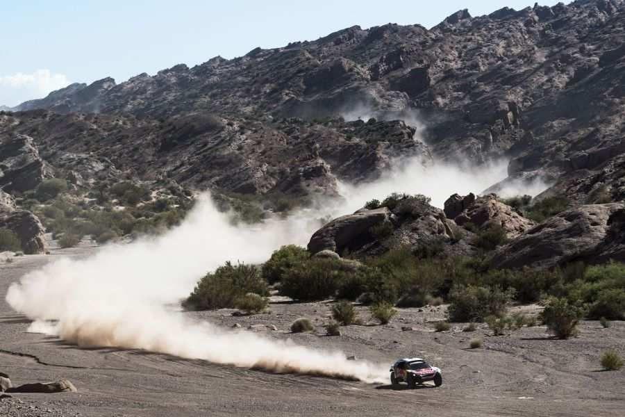 Sebastien Loeb Dakar 2017