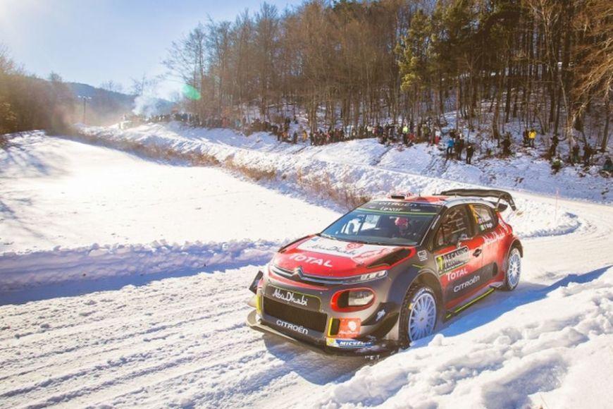 No luck for Kris Meeke at 2017 Rallye Monte Carlo