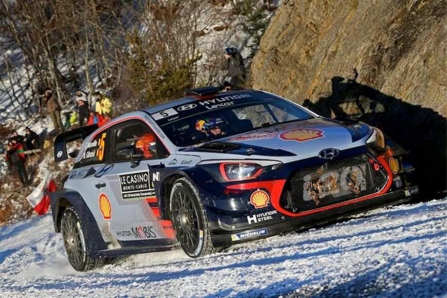 2017 Rallye Monte Carlo, Thierry Neuville