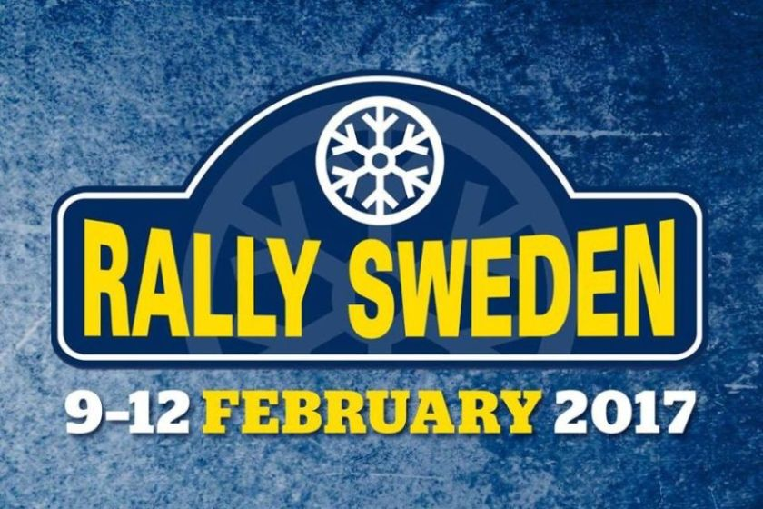 2017 Rally Sweden logo