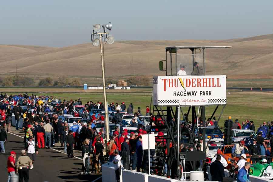 Thunderhill Raceway Park 25 hours