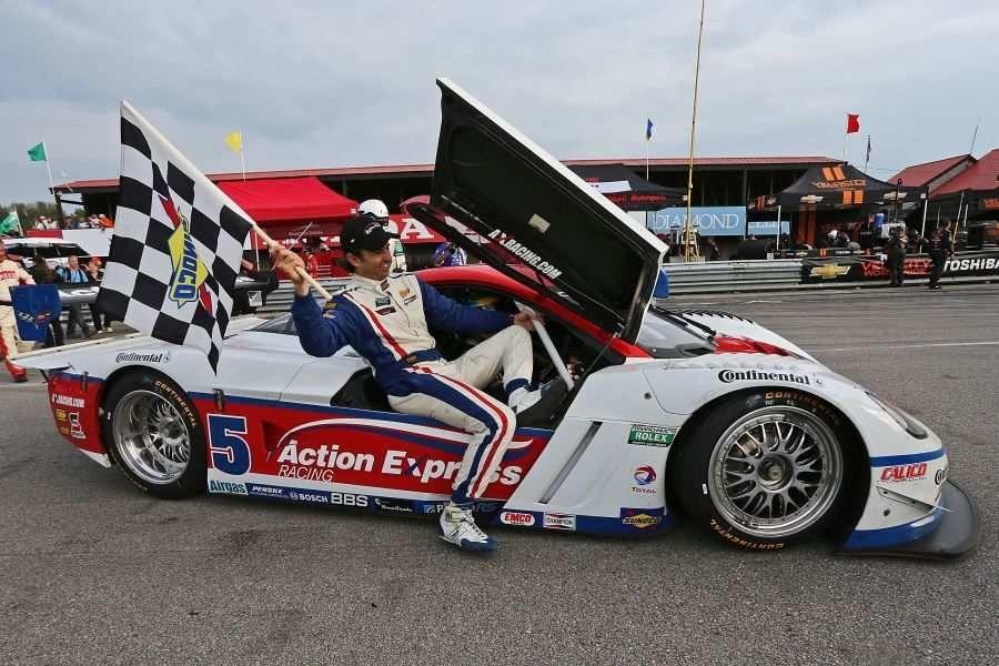 Action Express Racing 2013 Corvette DP