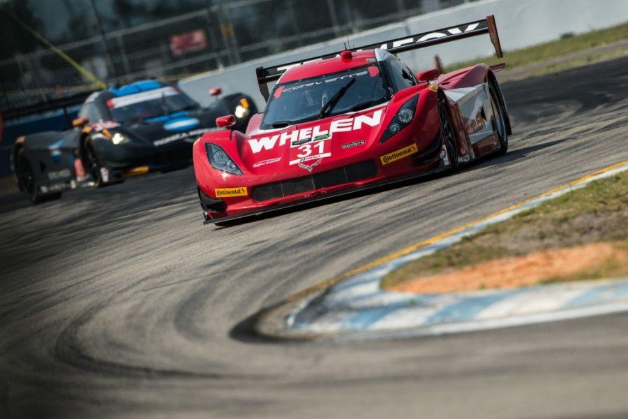2016 IMSA SportsCar Championship. #31 Corvette DP, motorsport news