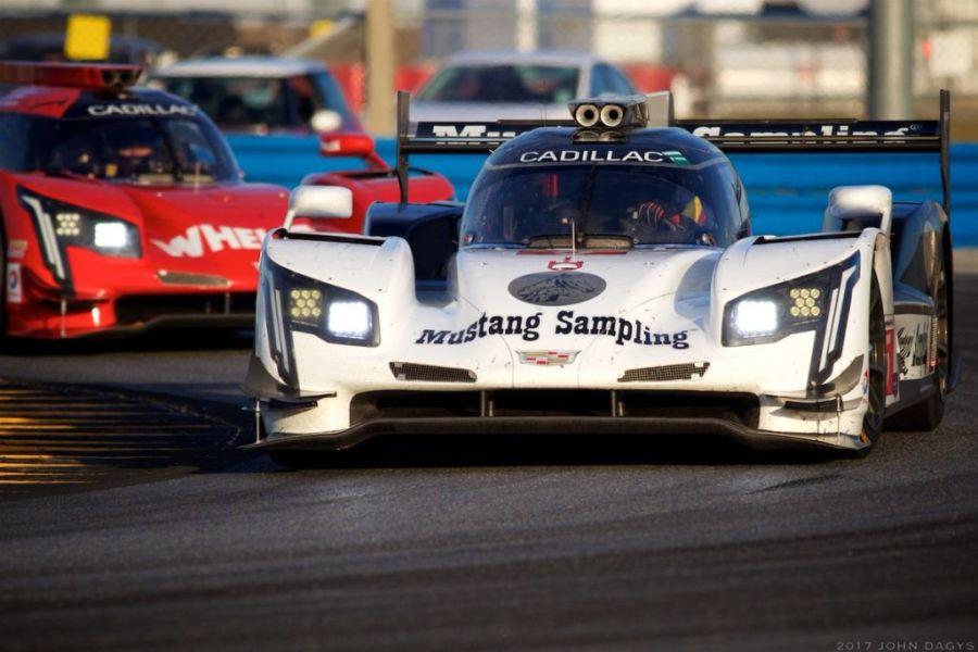 Cadillac DPi V.R prototypes for 2017 IMSA season