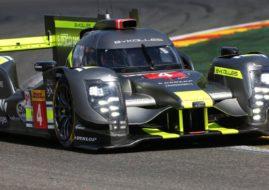 ByKolles Racing's CLM P1/01 prototype