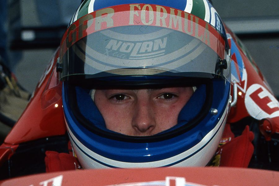 Christian Pescatori was the Italian F3 champion in 1993