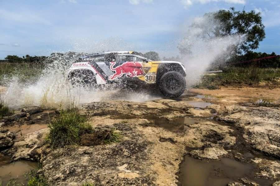 Stephane Peterhansel, 2017 Dakar Rally