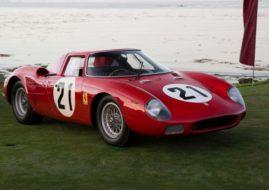Ferrari 250 LM #21, 1965 Le Mans winner