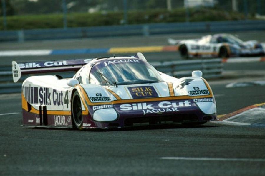 1987 World Sportscar Championship,. Jaguar XJR-8