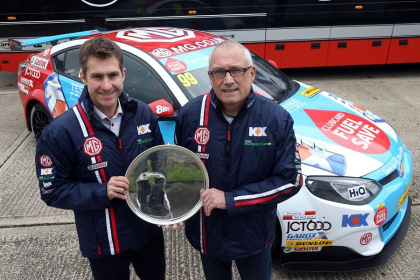 2014 BTCC season, Manufacturers' trophy