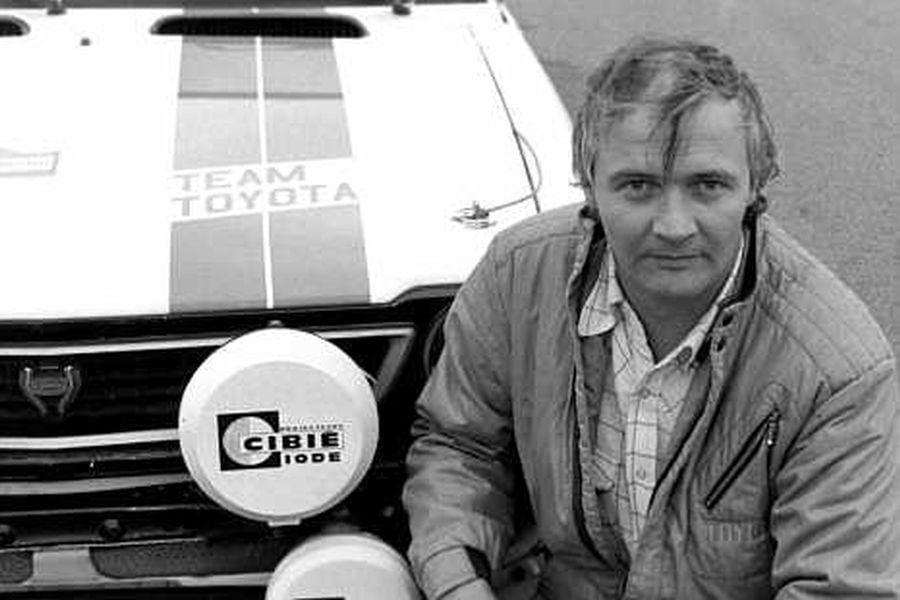 Ove Andersson, Toyota
