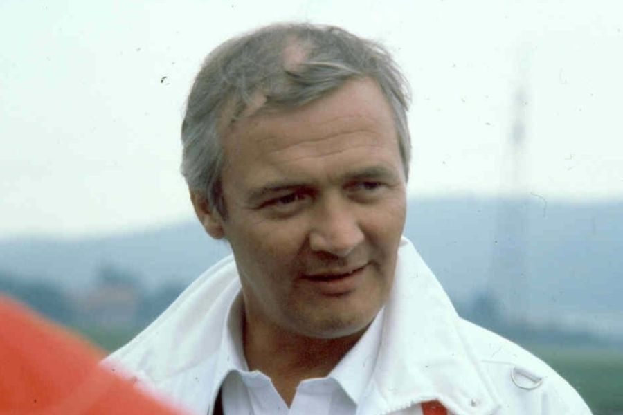 Ove Andersson in 1979