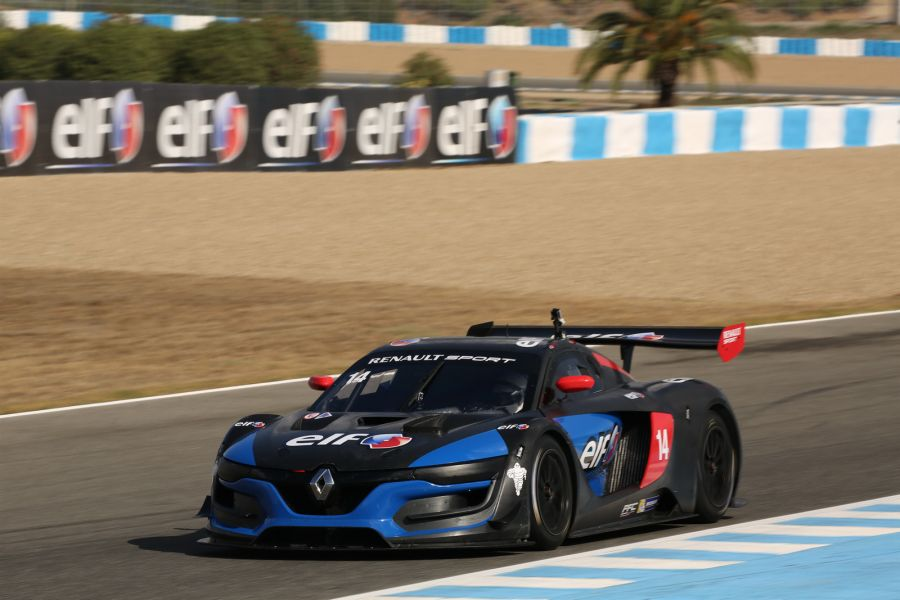RenaultSport RS 01 GT3, road racing, sports cars news