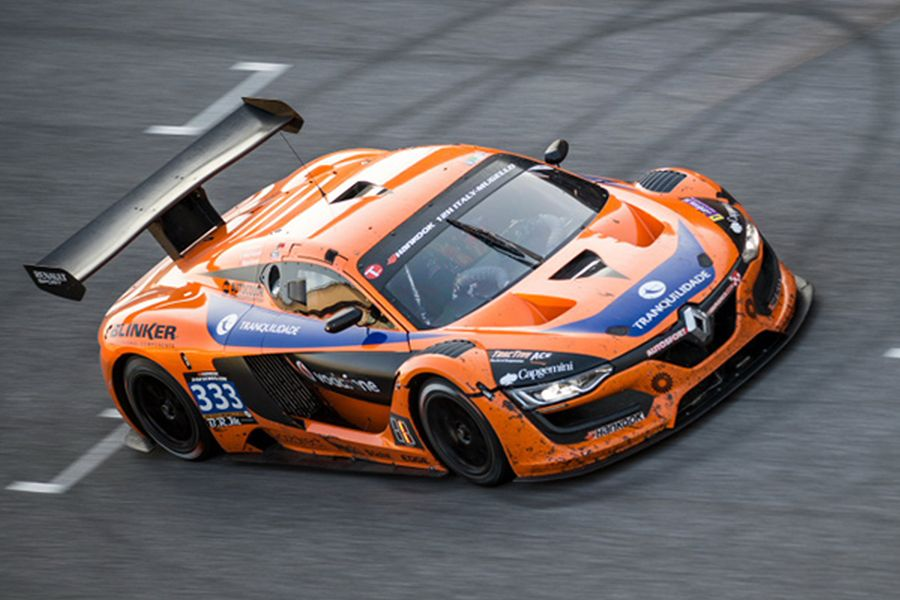 The #333, first major win, RS 01 GT at 12h Mugello